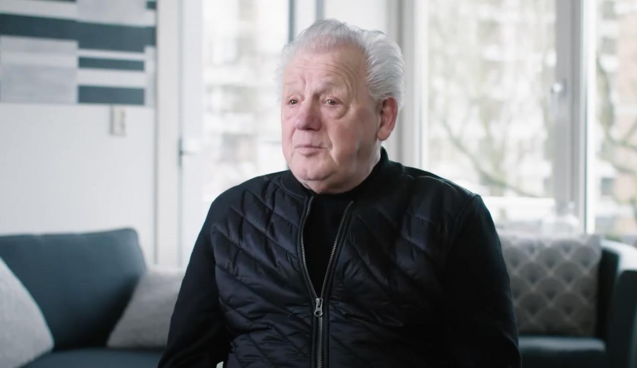 Jan vertelt uitgebreid zijn verhaal over zijn ziekte en herstel